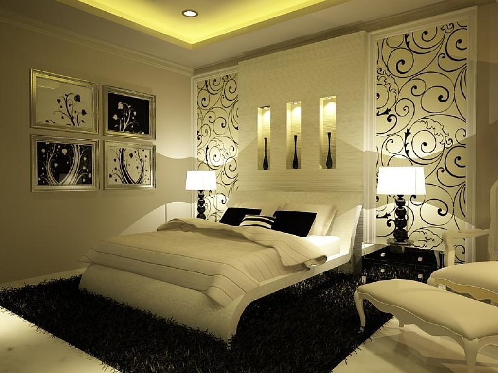 Дизайн интерьера стена