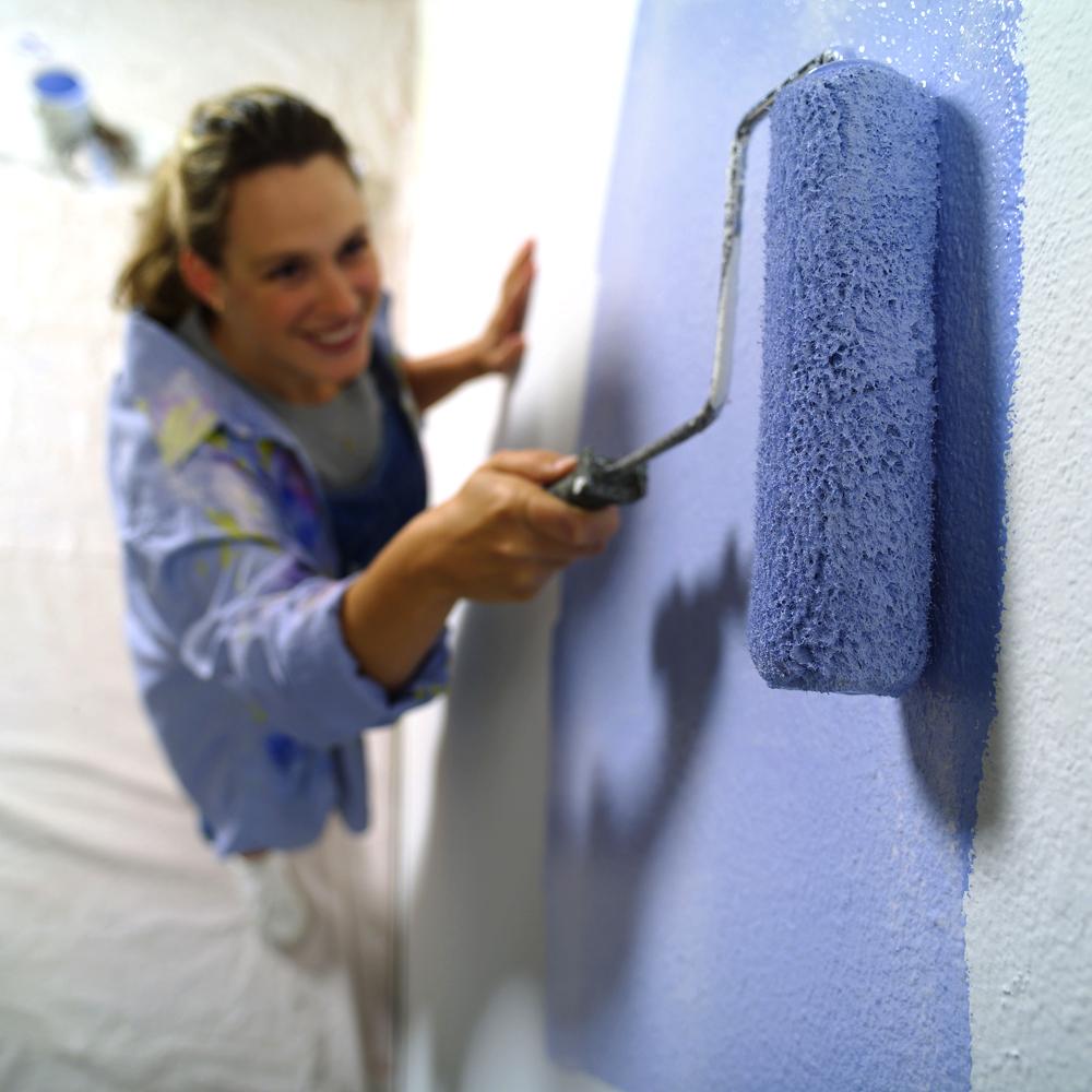 Как выбрать краску для интерьера