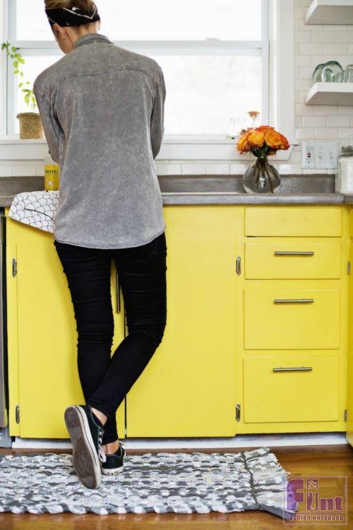 Как сделать двухуровневую кухню