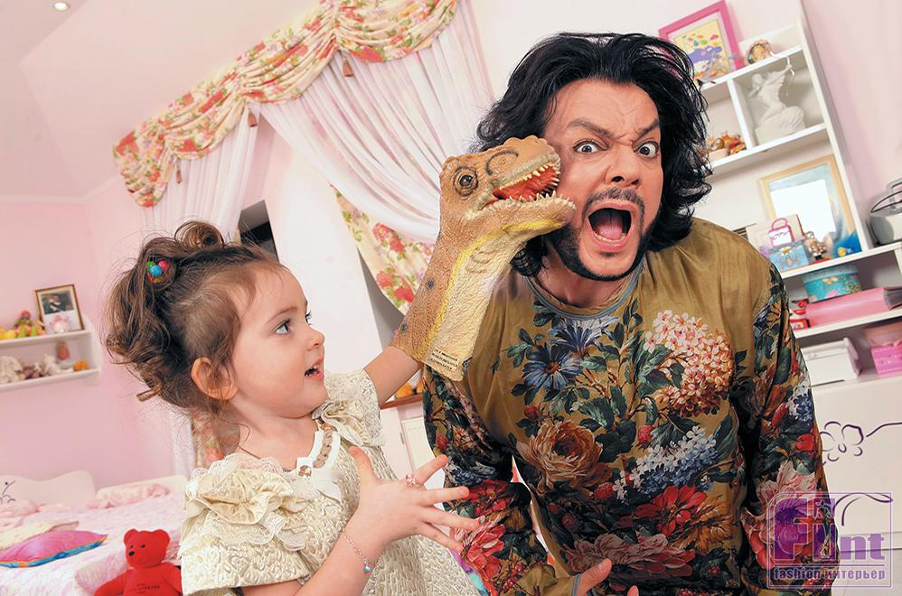 Празднование двухлетия дочери Филиппа Киркорова Фото