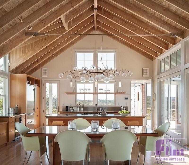Как сделать потолки высокими