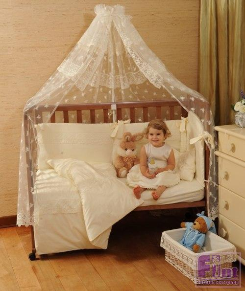 Балдахины для детских кроваток сшить