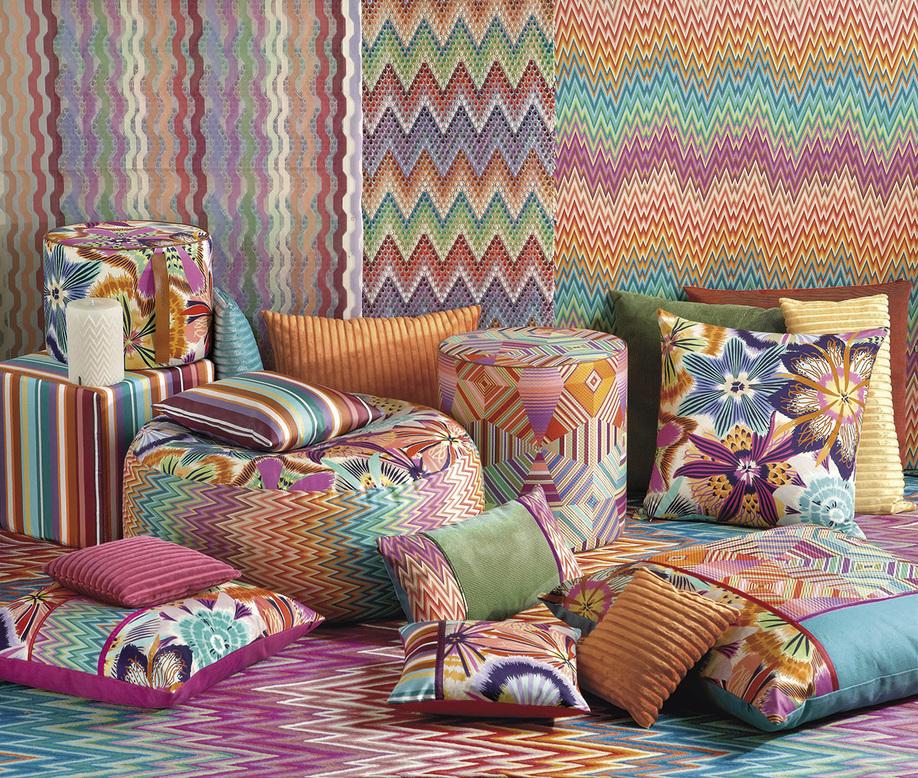 Что нужно знать, используя текстиль в интерьере