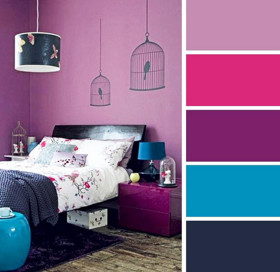Как найти идеальную цветовую схему для интерьера