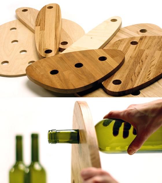 Время собирать… бутылки – эксклюзивная мебель из винных бутылок своими руками