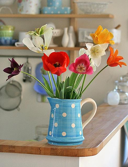 Как создать в доме весеннее настроение: 5 ценных советов