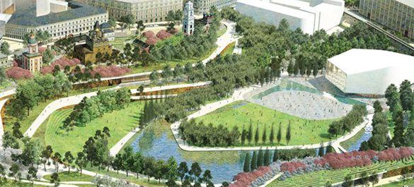 Объявлен конкурс на редизайн 15 городов России