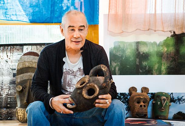 Сергей Бодров и его стильный дом в Малибу (Лос-Анджелес)