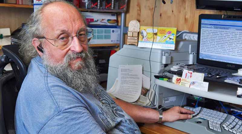 Жильё для интеллектуала: как живёт Анатолий Вассерман
