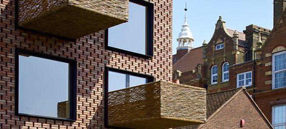 Объявлен шорт-лист самой престижной архитектурной награды Великобритании