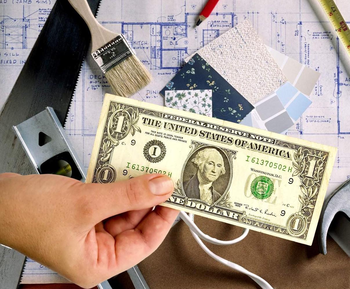 Как сделать ремонт в квартире, если нет денег: 5 практических советов