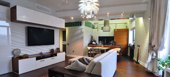 Как из «убитой» коммуналки сделать стильную и современную квартиру (ФОТО)