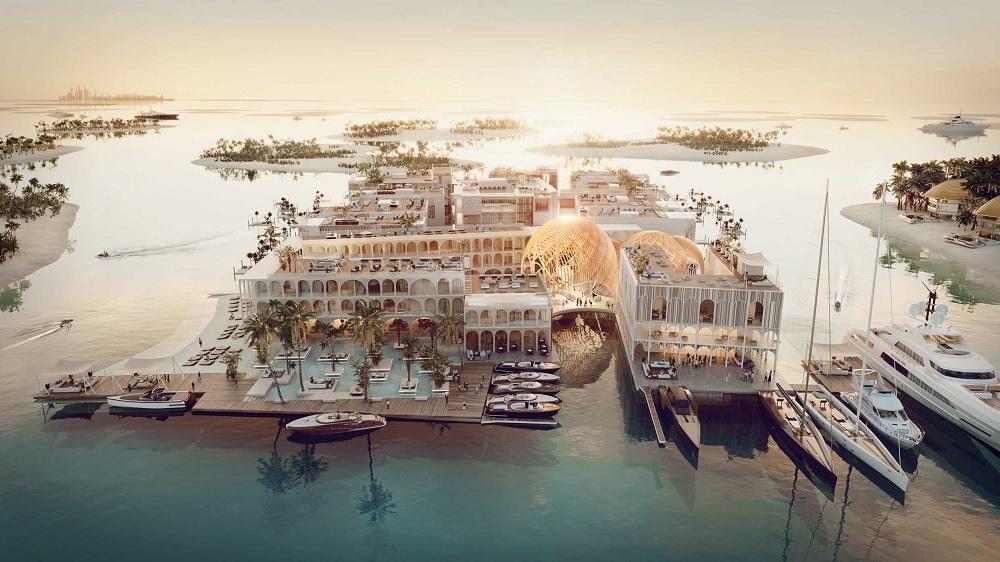 «Плавучая Венеция»: первый в мире подводный курорт