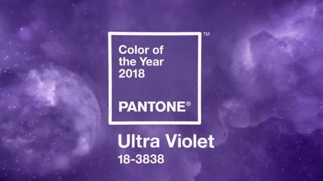 Pantone назвал главный цвет 2018 года