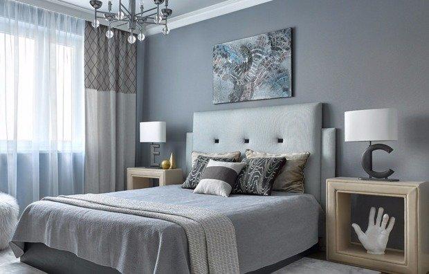 Как оформить пустую стену в изголовье кровати: 10 идей от дизайнеров по интерьерам