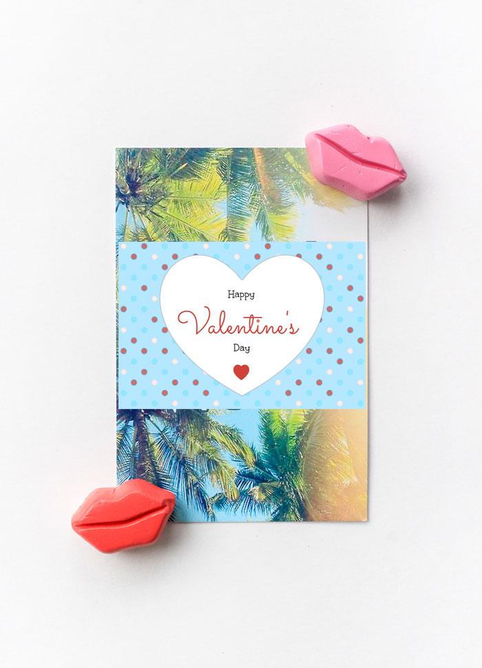 Необычные магниты-валентинки из гипса к 14 февраля своими руками