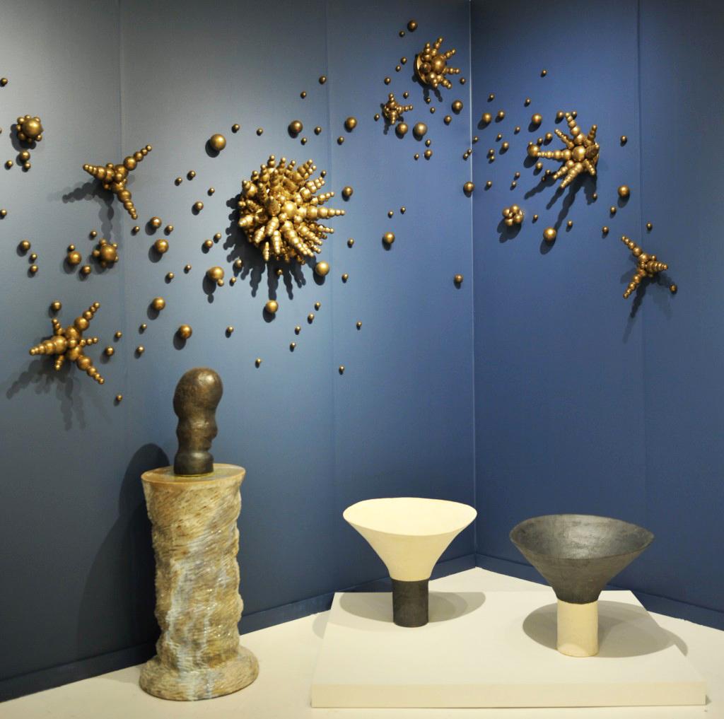 Самые яркие новинки выставки современного дизайна Collective Design и ярмарки искусства The Armory Show