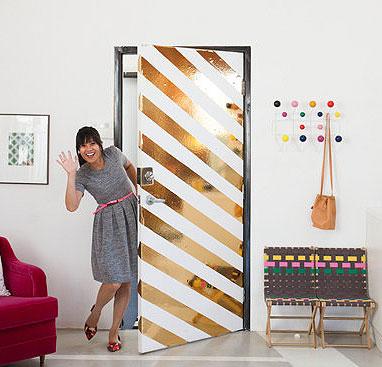 Как оформить межкомнатную дверь: 8 оригинальных и простых идей и советов дизайнеров