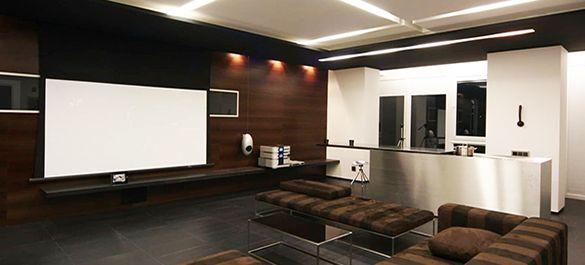 Квартира с мансардой в стиле минимализм