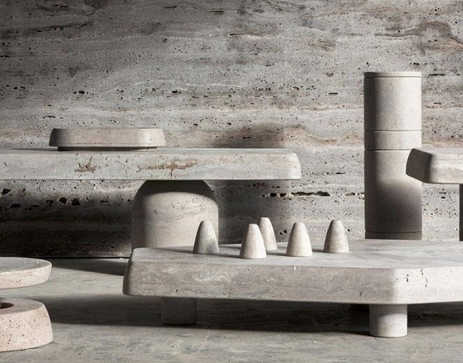 Дизайнеры создали серию предметов по мотивам Стоунхенджа