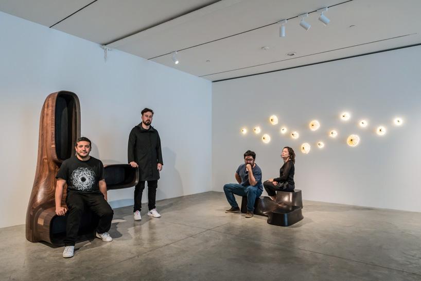 В галерее Friedman Benda показали современный дизайн интерьера из Чили