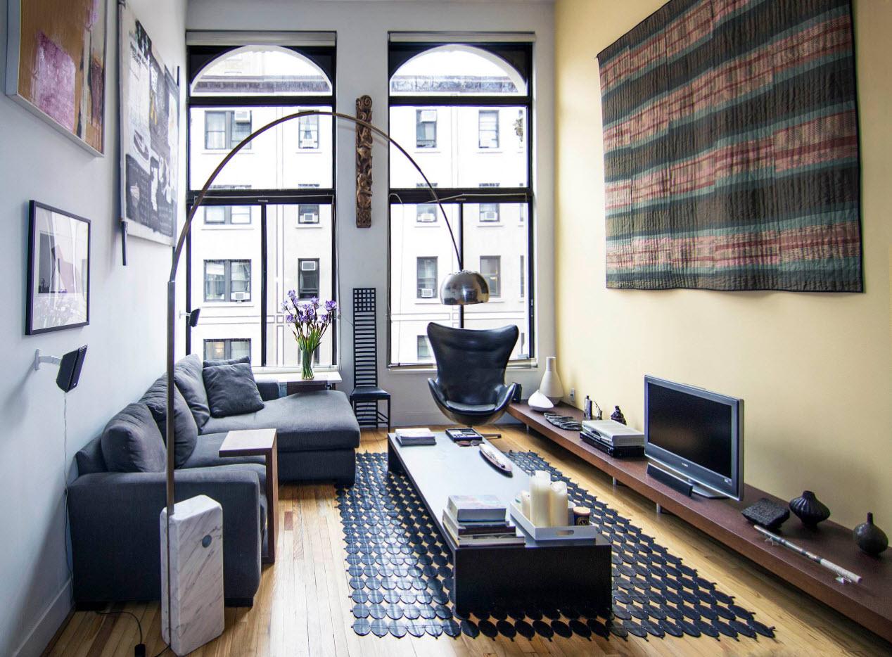 Советы дизайнеров по интерьерам: как обустроить узкую комнату