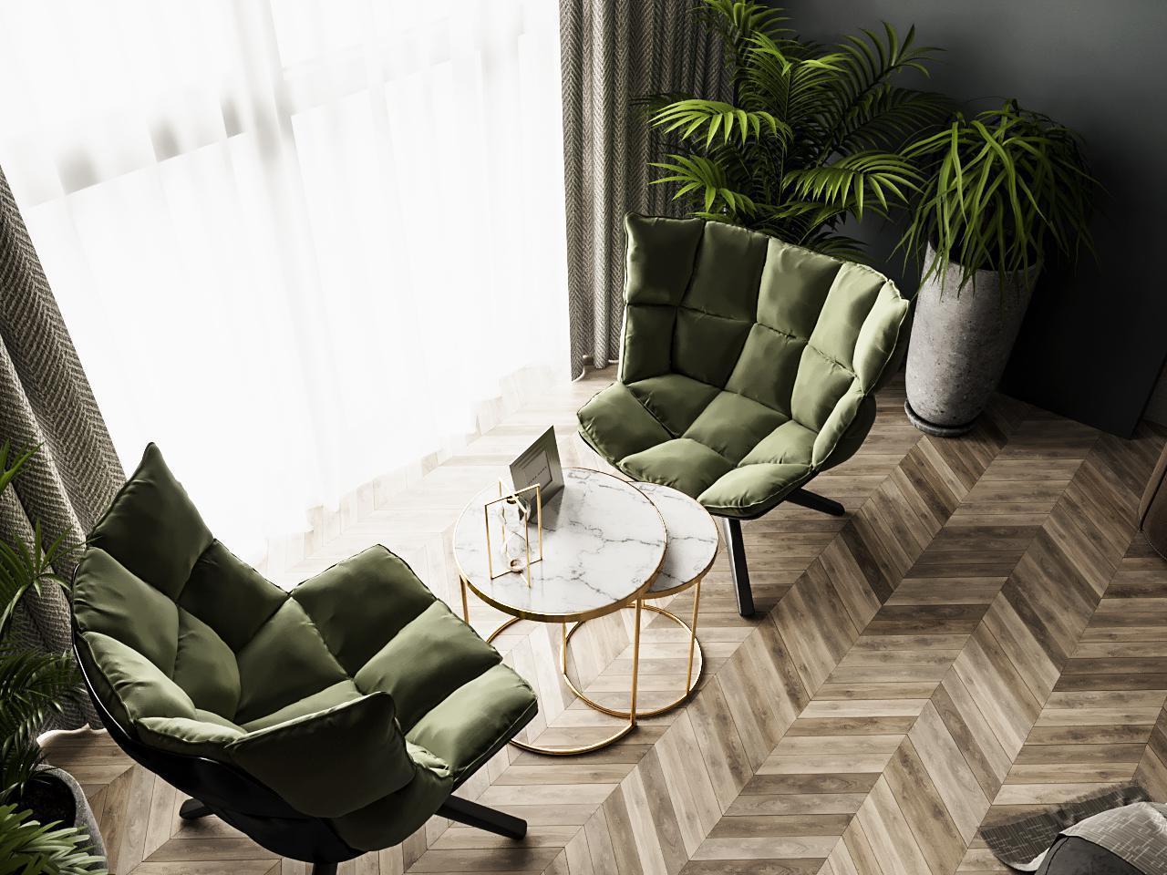 Современный интерьер с классическими мотивами квартиры в Санкт-Петербурге