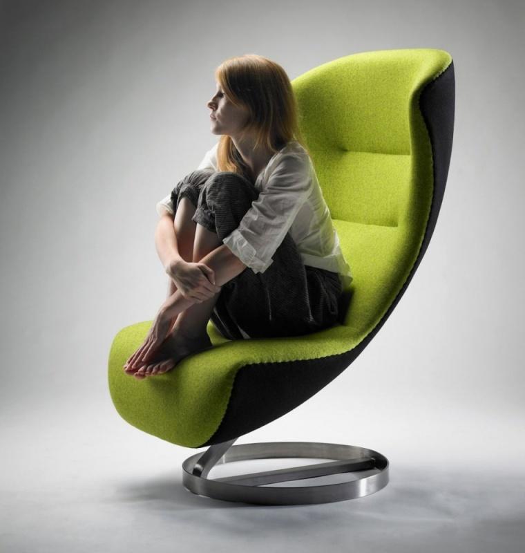 Как выбрать уютное кресло: 5 вариантов от дизайнеров по интерьерам