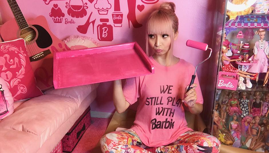 Американка превратила свой дом в кукольный дворец Барби и прослыла сумасшедшей