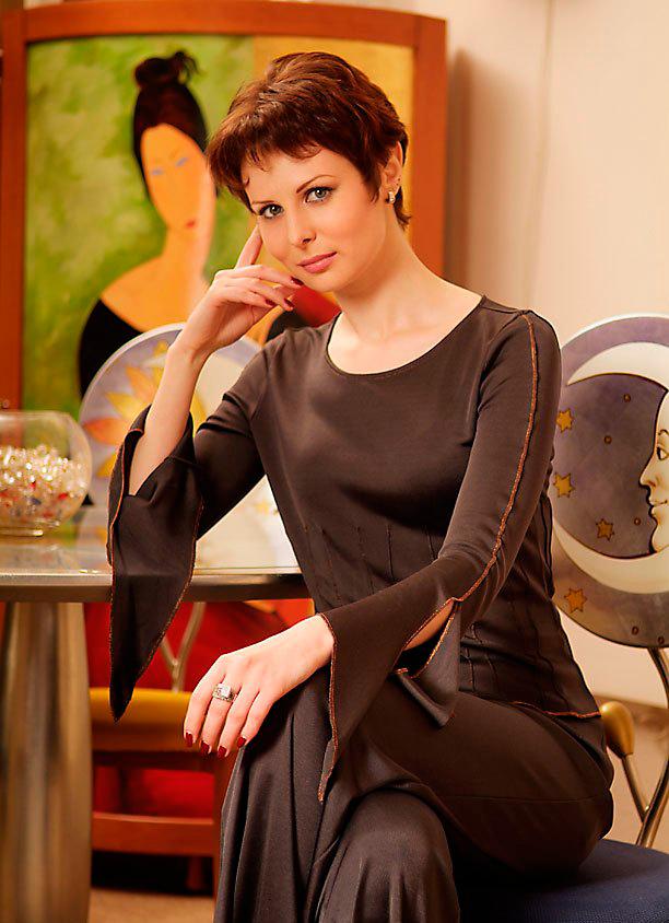 Квартира в классическом стиле актрисы Ольги Погодиной