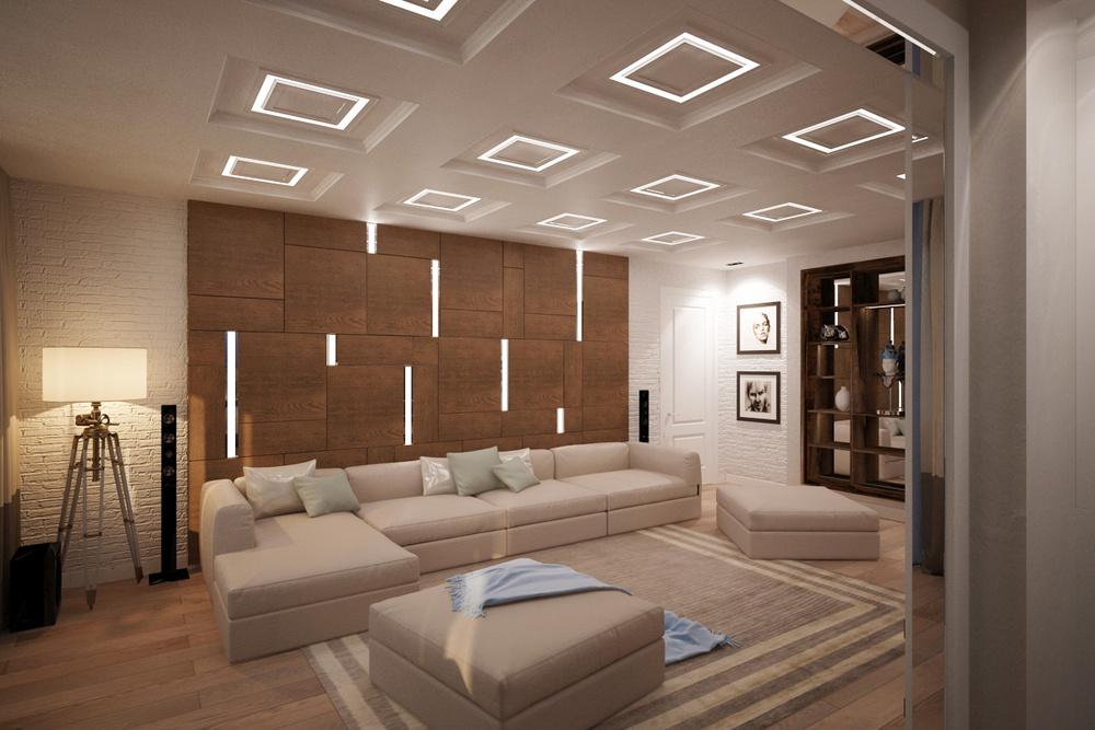 Экошик в московской квартире: как сочетать роскошь и натуральные материалы