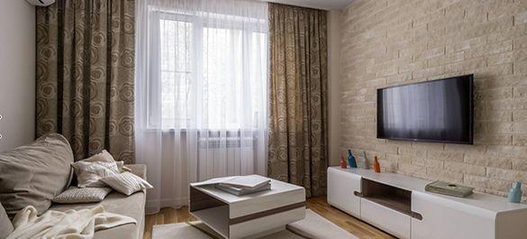 Функциональное жильё для семьи с тремя детьми