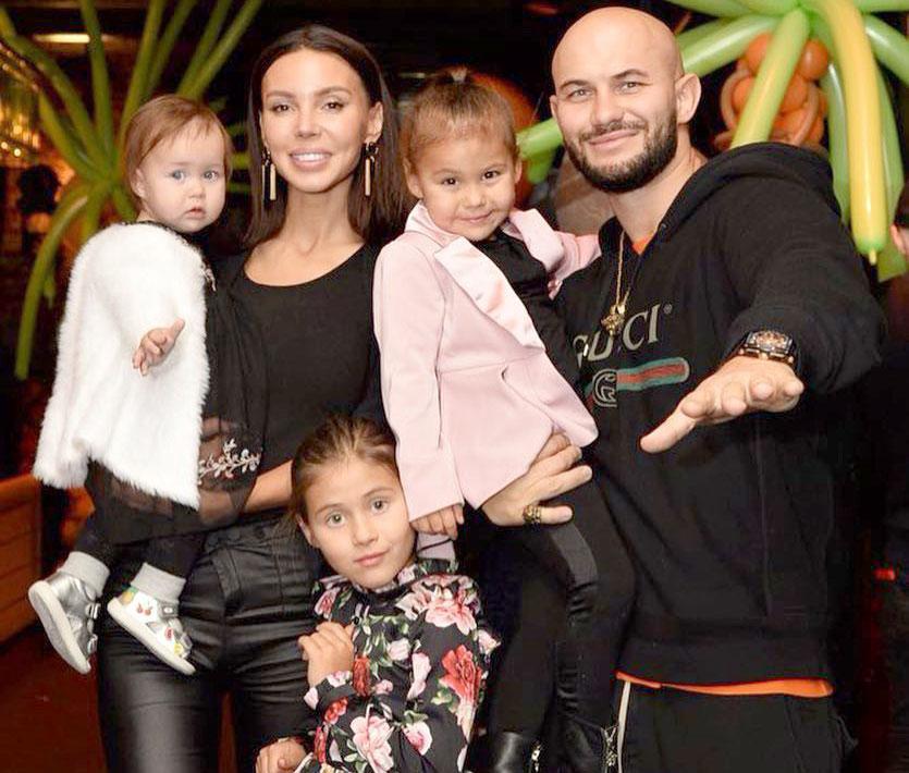 Шикарный дом рэпера Джигана и его супруги Оксаны Самойловой