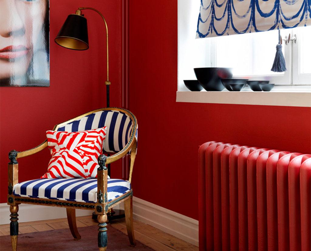 Как спрятать или замаскировать стояки отопления в квартире: 5 гениальных способов