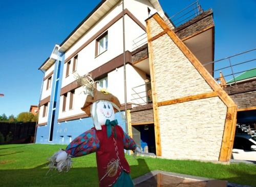 Загородный дом Дмитрия Нагиева