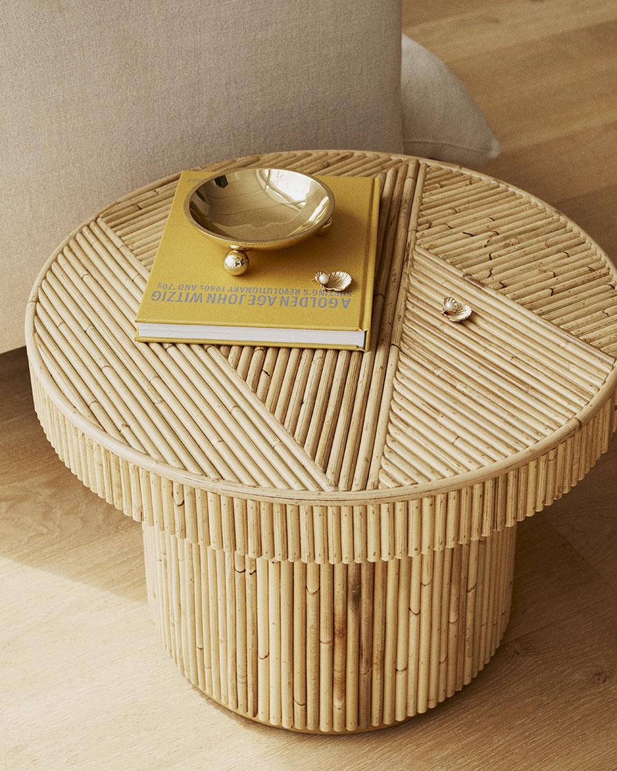 Австралийский дизайнер пересмотрела традиционный облик ротанговой мебели