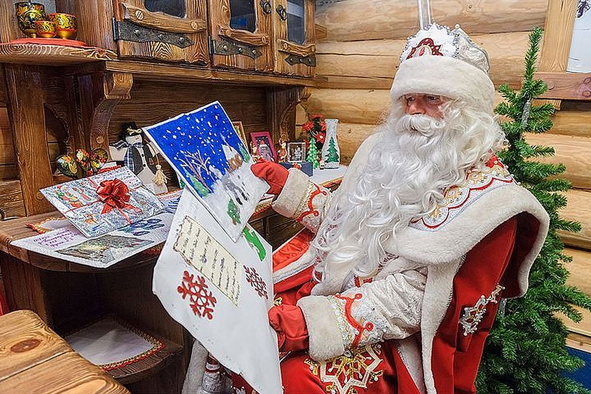 Где живёт белорусский Дед Мороз? Вам в Беловежскую Пущу!