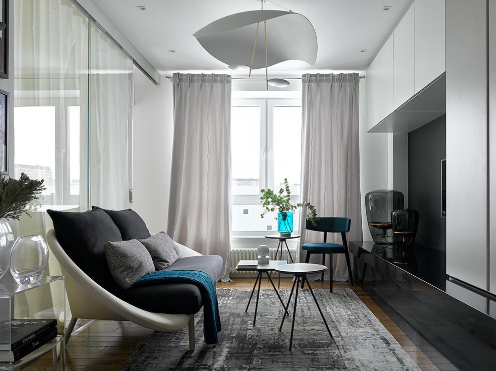 Интерьер квартиры в классическом парижском стиле
