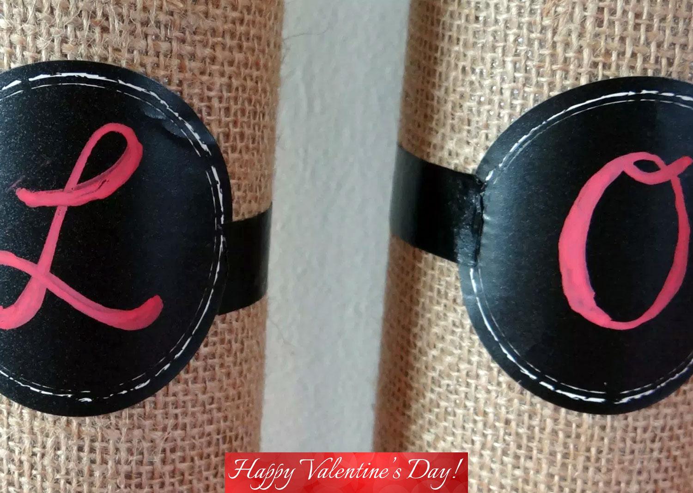 Как украсить дом без сердечек ко дню Святого Валентина: стильные вазы из обычных бутылок