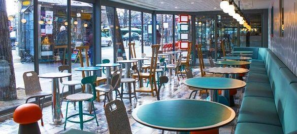 Открылся первый в мире дизайнерский ресторан «Макдоналдс»