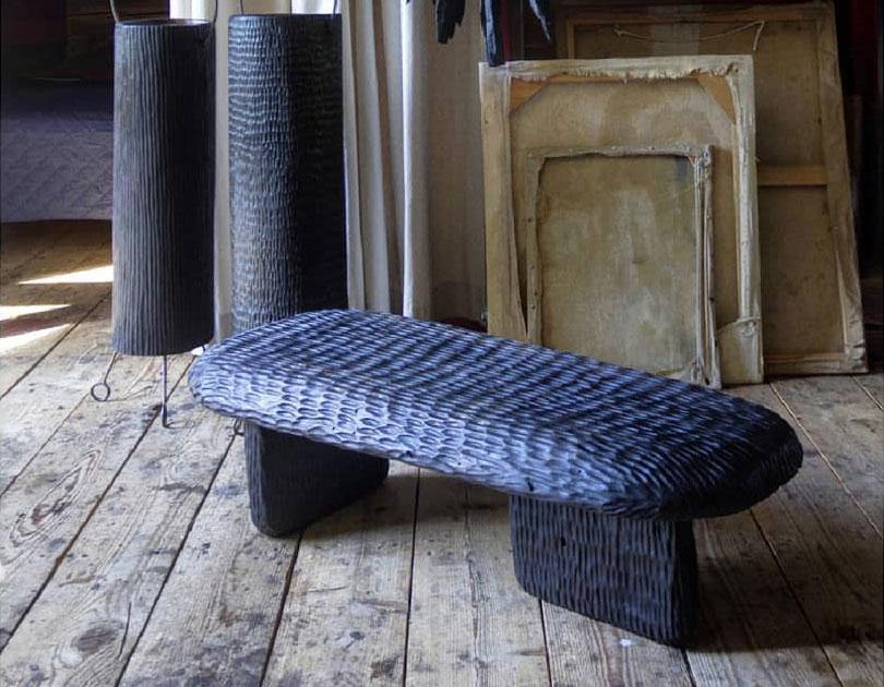 Новая коллекция под названием Makmur предметного дизайнера Виталия Жуйкова