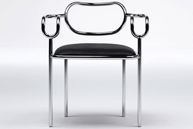 40-летний юбилей стула 01 Chair по дизайну великого японского мастера Широ Кураматы