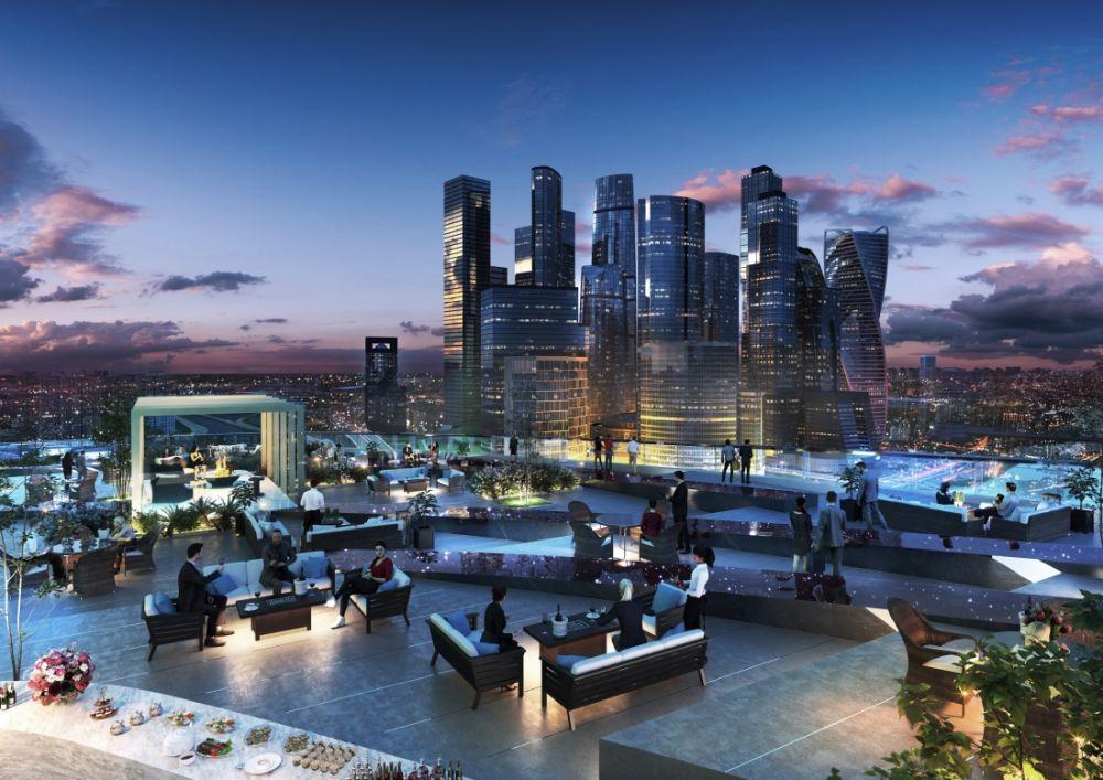 Какой станет новая штаб-квартира Сбербанка (фото)