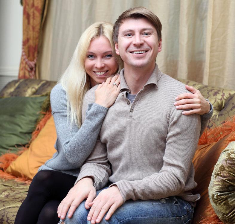 Роскошный дом Алексея Ягудина и Татьяны Тотьмяниной