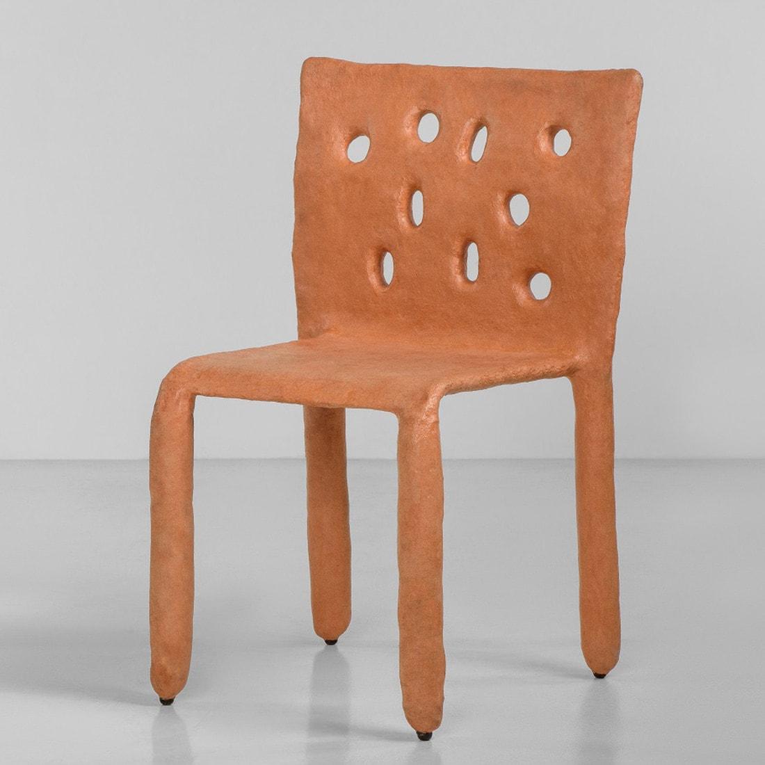 Мебель «из теста» украинского дизайнера и архитектора Виктории Якуши