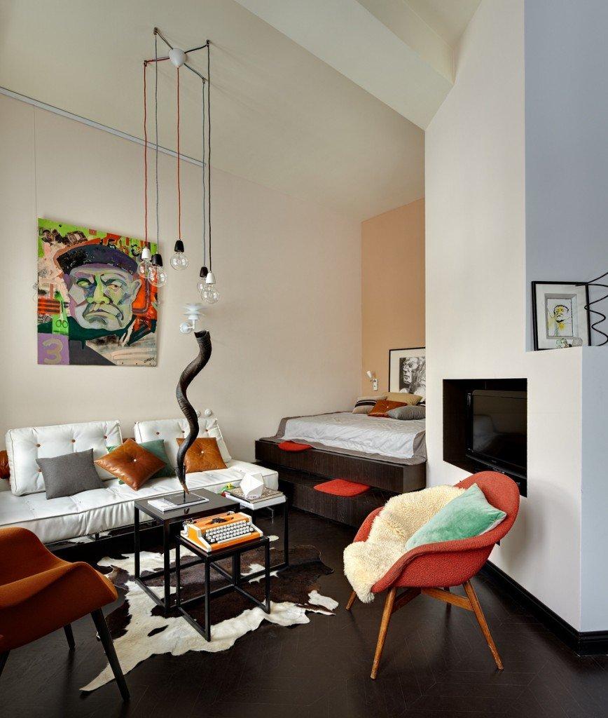 Как небольшую комнату сделать шикарной, стильной и просторной?