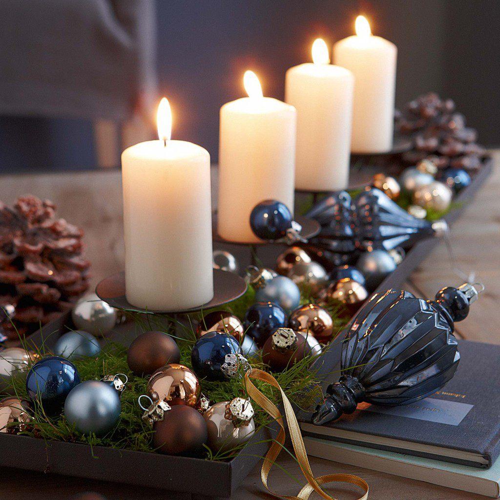 А можно без ёлки? 10 идей для создания новогоднего настроения в доме