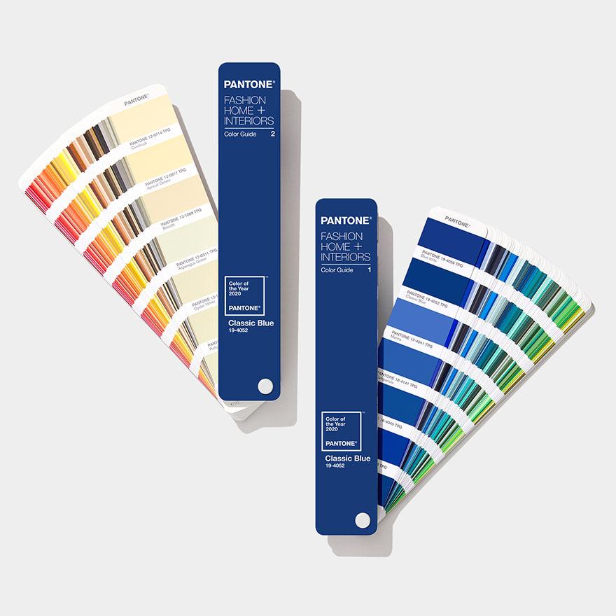 Pantone объявил цветом 2020 года классический синий