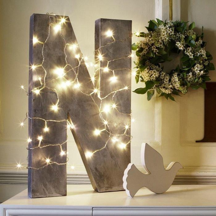 Какие новогодние украшения дома можно успешно использовать в интерьере круглый год?