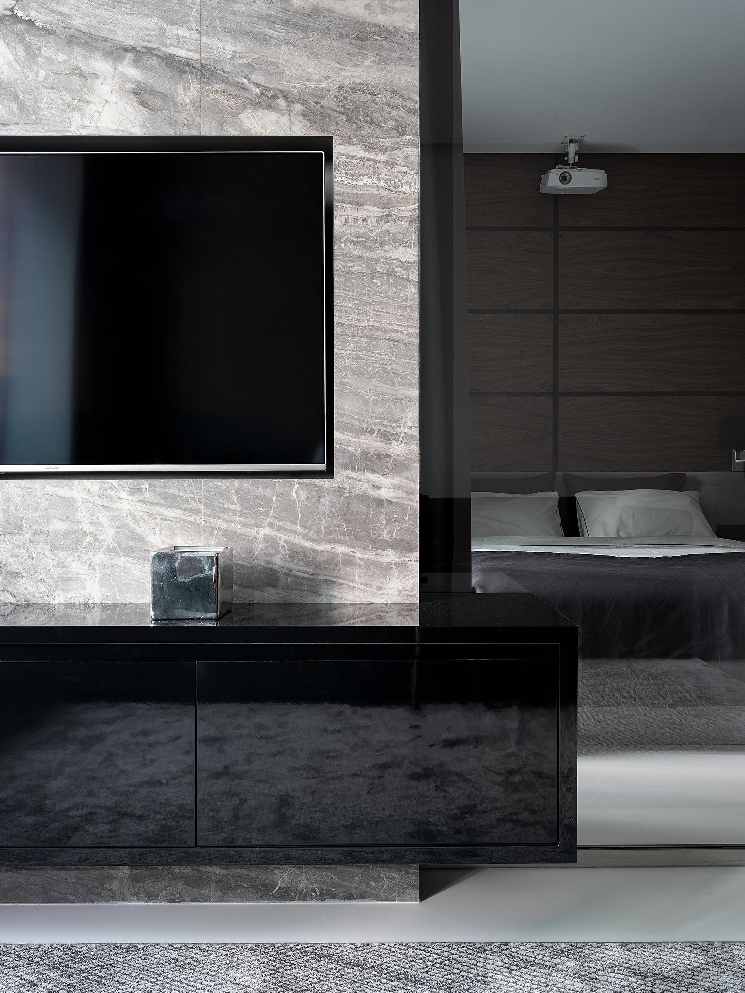 Стиль минимализм в небольшой квартире в сорок квадратных метров